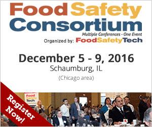 2016 Food Safety Consortium
