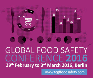 The GFSI Global Food Safety confrence