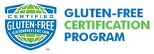 gluten free certification program logo