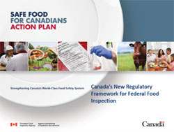 Safe Food for Canadians Act – An Overview