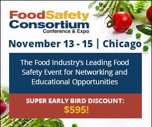 food safety consortium 2018
