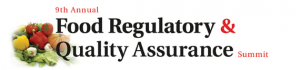 9th Annual Food Regulatory and Quality Assurance