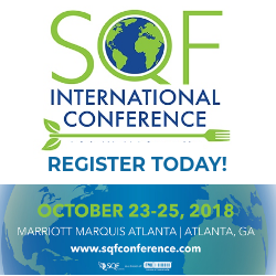 2018 SQF International Conference - Global Food Safety Resource