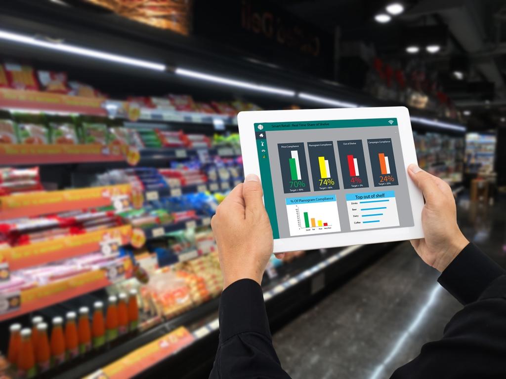high tech foodservice