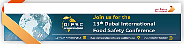 Dubai International Food Safety Conference 2019 - Global