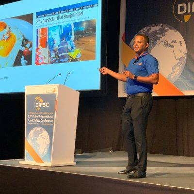 Dubai Leadership: The digitization of Food Safety Management