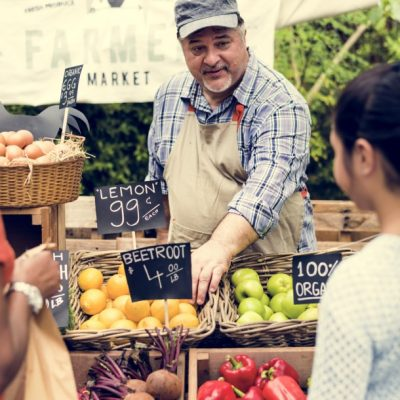 Local Farmers' Markets, Not as Safe as You Think